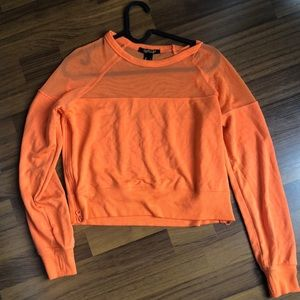 💫3 for 24$💫 orange cropped sweater